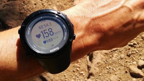 Migliori fitness tracker e smartwatch multisport: Suunto Ambit3 Sport HR