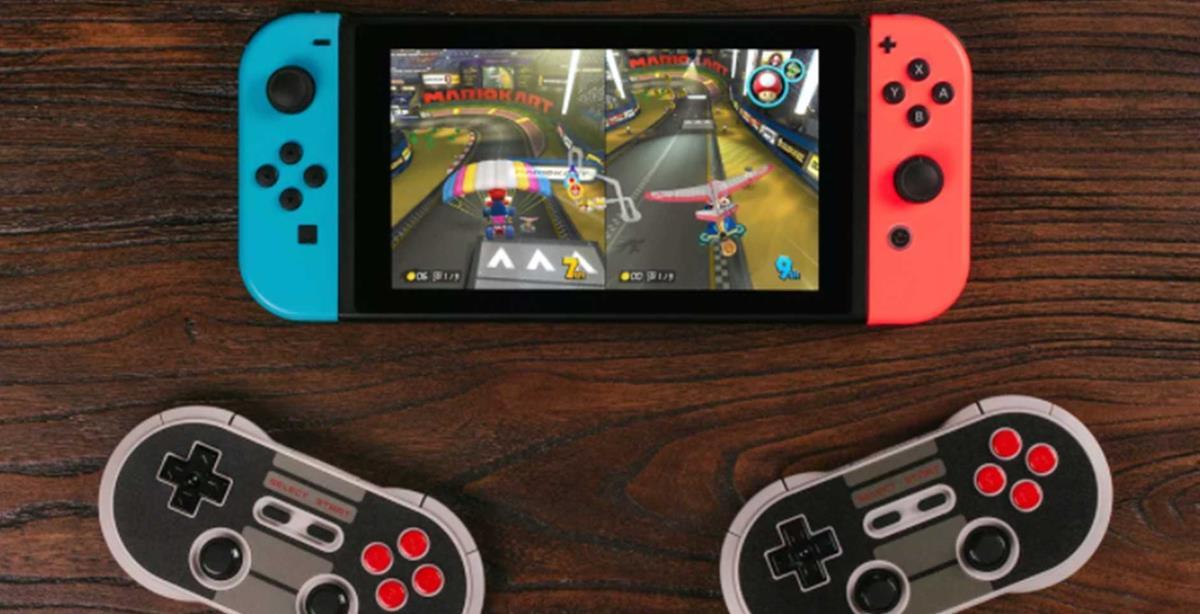 Migliori giochi retrò Nintendo Switch