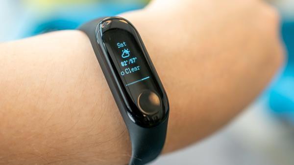 Migliori fitness tracker e smartwatch economici: Xiaomi Mi Band 3