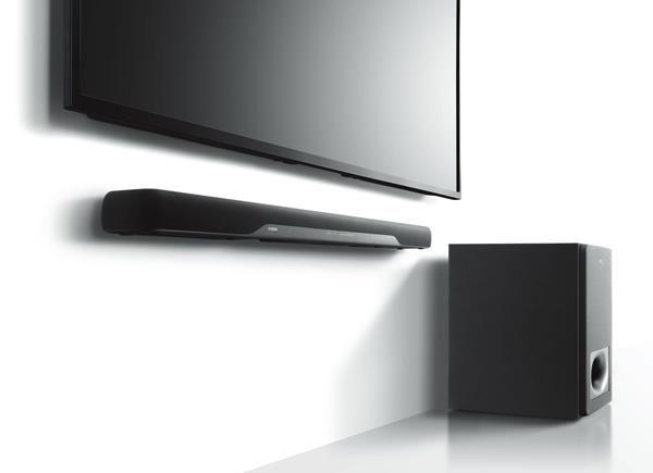 Migliori soundbar a meno di 300 euro: Yamaha ATS-2070