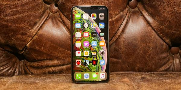 Recensione iPhone XS: Display