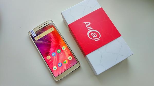 Migliori smartphone in offerta su eBay: AllCall S1