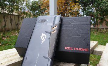 Asus ROG Phone desgin retro