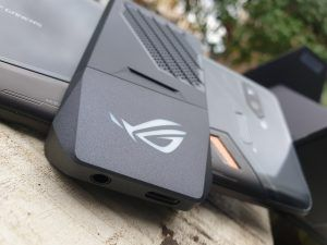 Asus ROG Phone logo aura rog