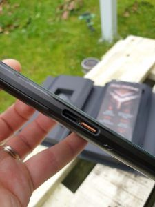 Asus ROG Phone porte usb-c laterali