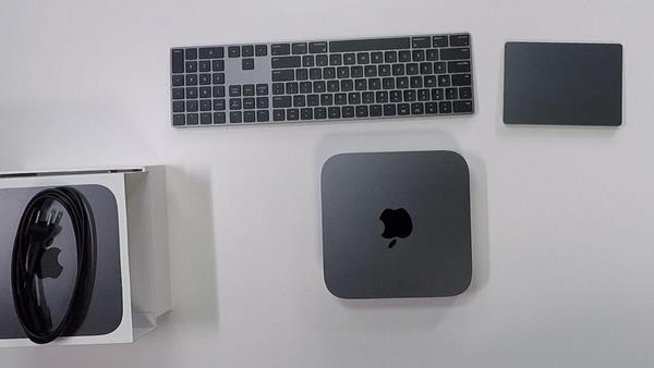 Recensione Apple Mac mini 2018: Confezione
