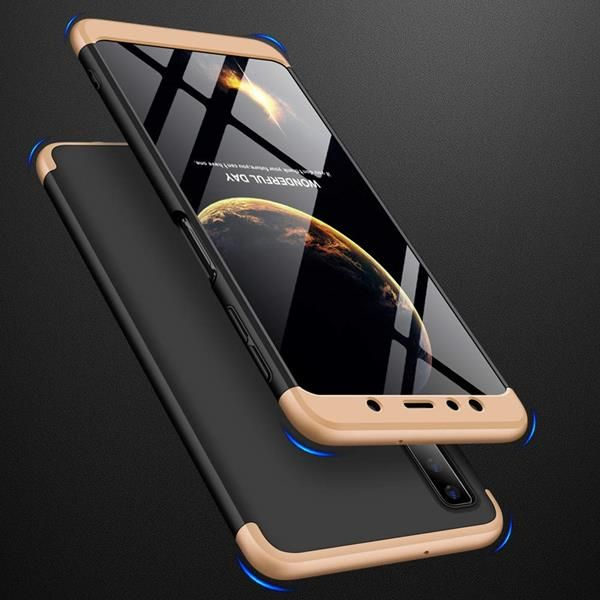 cover samsung a7 2018 magnetica