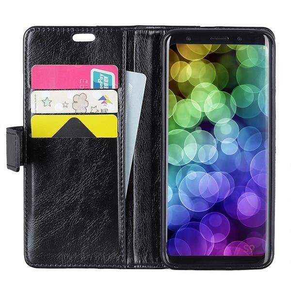 Migliori cover Samsung Galaxy A7 2018: Custodia Scheam a portafoglio