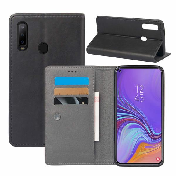 Migliori cover Samsung Galaxy A8s: Custodia Wendapai in pelle a portafoglio