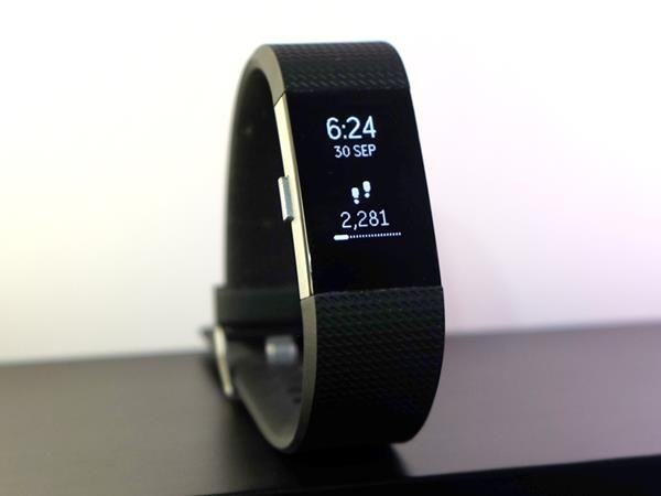 Migliori fitness tracker e smartwatch per la corsa: Fitbit Charge 2