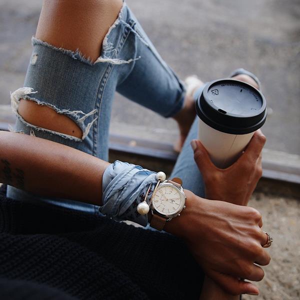 Migliori smartwatch da donna: Fossil FTW1200