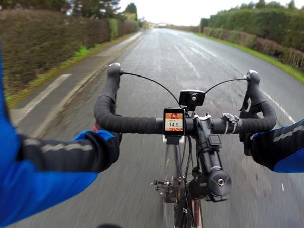 Dispositivi wearable per la bicicletta