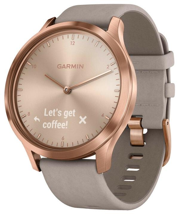Migliori smartwatch da donna: Garmin Vivomove HR