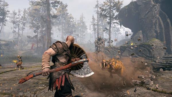 Migliori giochi per console e PC: God of War