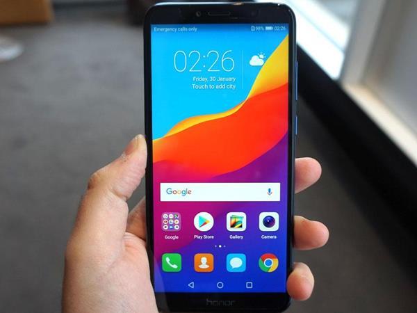 Migliori smartphone in offerta su eBay: Huawei Honor 7A