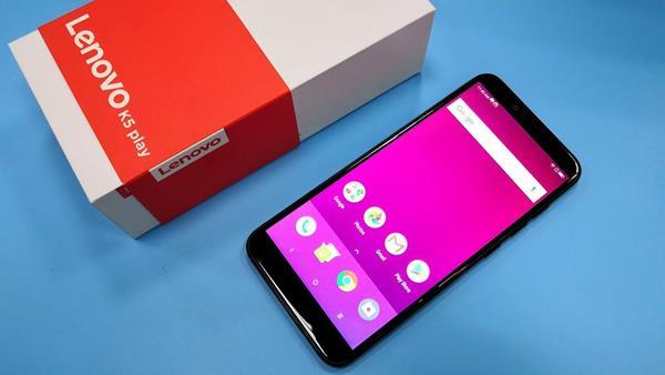 Migliori smartphone in offerta su eBay: Lenovo K5 Play