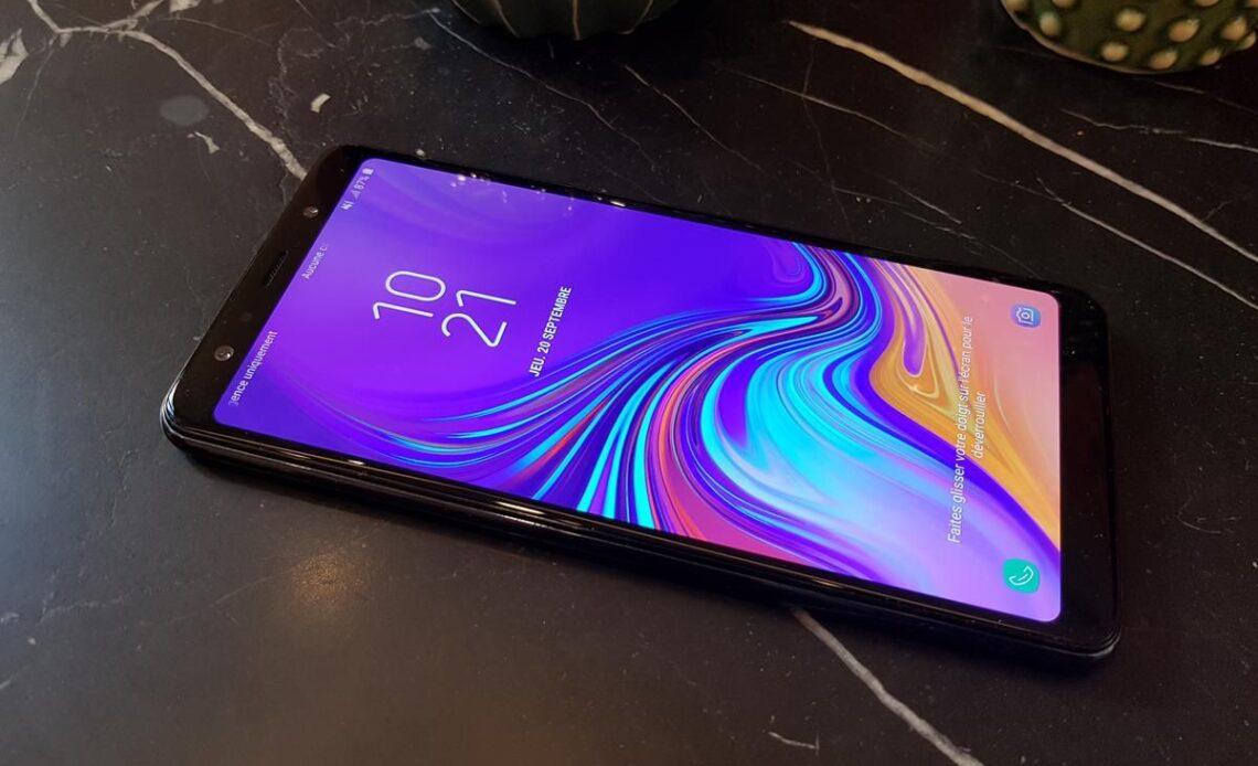 Migliori cover Samsung Galaxy A7 2018