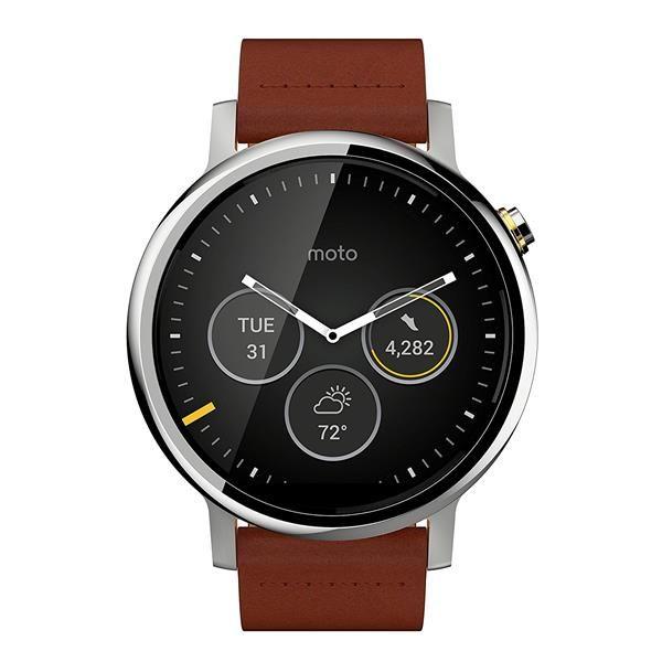 Migliori smartwatch da donna: Motorola Moto 360 2a generazione