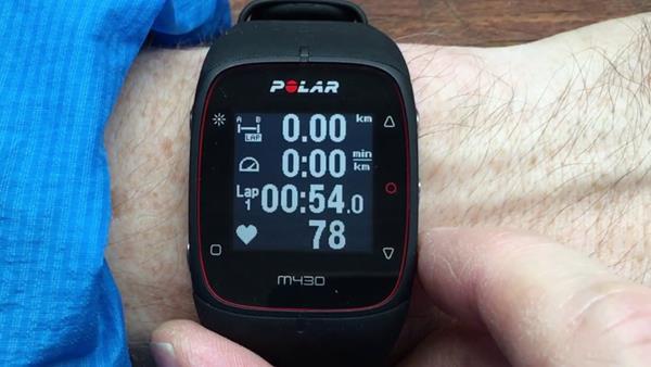 Migliori fitness tracker e smartwatch per la corsa: Polar M430