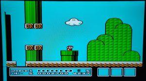 Recensione NES Mini cinese SN-02 - super mario bros 8 bit