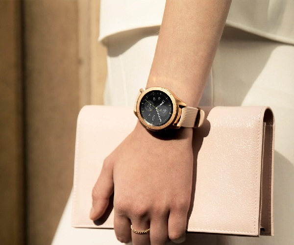 Migliori smartwatch da donna: Samsung Galaxy Watch