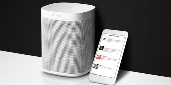 Migliori speaker intelligenti: Sonos Play: 1