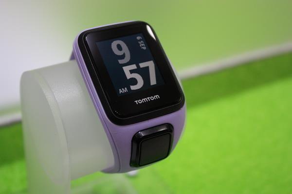 Migliori fitness tracker e smartwatch per la corsa: TomTom Spark 3