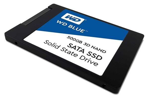 Migliori SSD del 2018: WD Blue 3D NAND