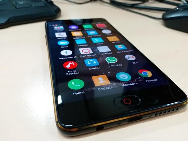 Smartphone cinesi in sconto su AliExpress: ZTE Nubia M2 Lite