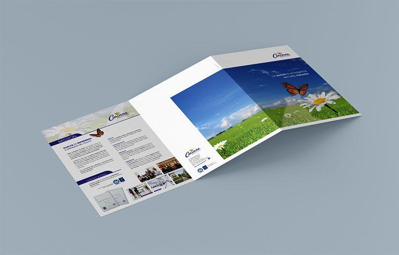 catalogo brochure aziendale