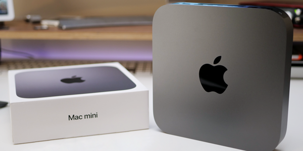 Recensione Apple Mac mini 2018