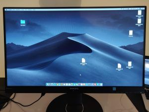 recensione monitor Philips 241B7QUPBEB - in uso