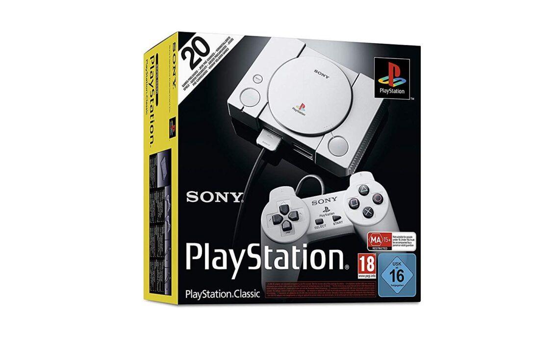recensione playstation classic - confezione