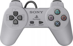 recensione playstation classic - controller