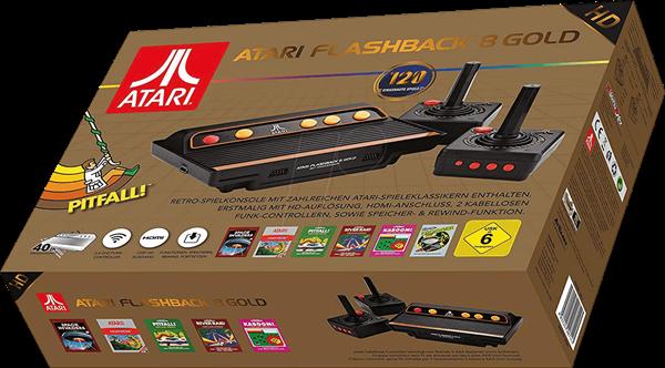 Migliori console per videogiochi classici: Atari Flashback 8 Gold HD