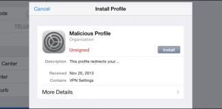 Come rimuovere i vecchi file di configurazione da iPhone o iPad