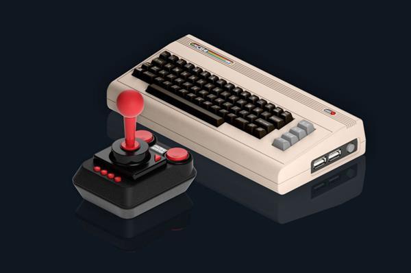 Migliori console per videogiochi classici: Commodore 64 Mini