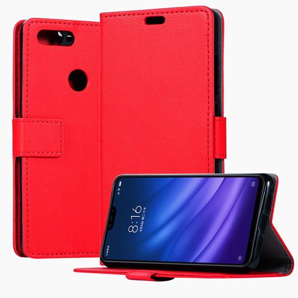 Migliori cover Xiaomi Mi 8 Lite: Custodia HDRUN a libro
