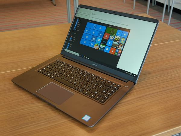 Migliori notebook cinesi: Huawei Matebook D