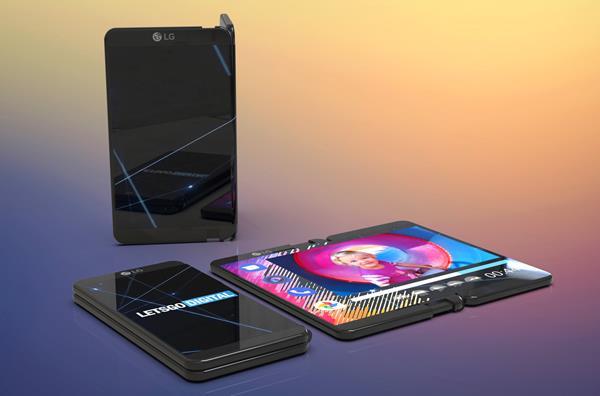 I migliori smartphone pieghevoli del 2019: LG