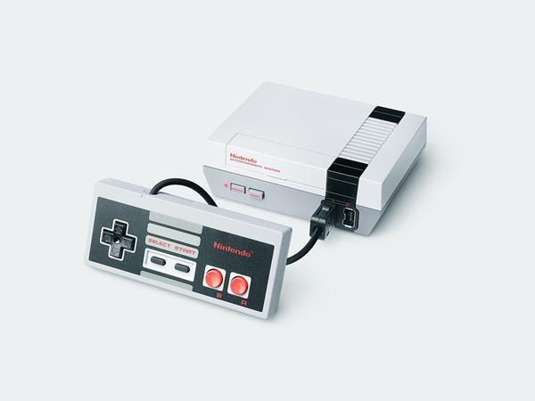 Migliori console per videogiochi classici: NES Classic Mini