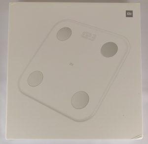 Recensione Xiaomi Mi Body Composition Scale - confezione