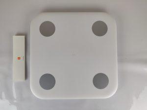 Recensione Xiaomi Mi Body Composition Scale - contenuto