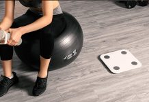 Recensione Xiaomi Mi Body Composition Scale - palestra