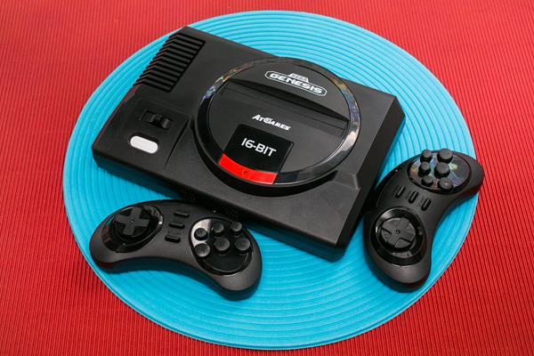 Migliori console per videogiochi classici: Sega Genesis Flashback
