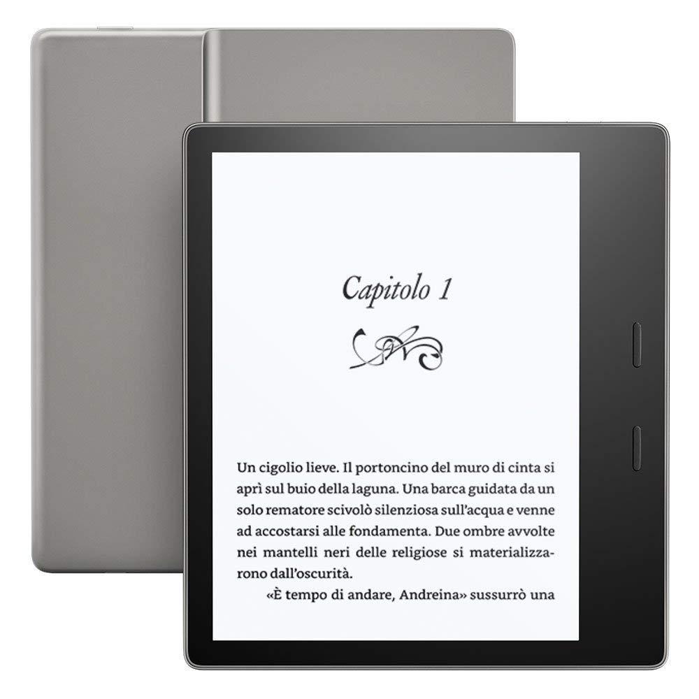 miglior ebook reader - kindle oasis