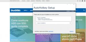 installazione auto hot key per modificare scorciatoie tastiera windows 10