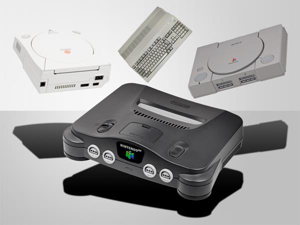 Console per videogiochi retrò