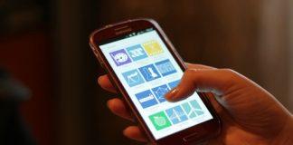 Uno smartphone Android