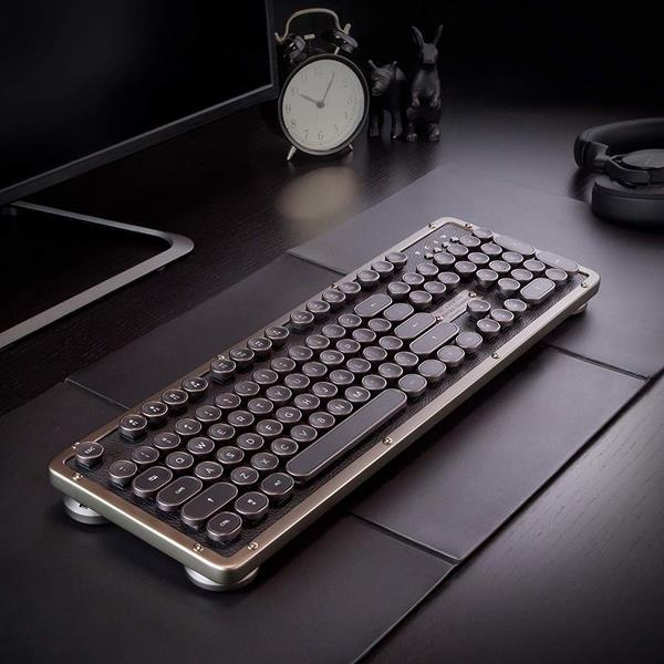 Migliori tastiere wireless: Azio Retro Classic BT Elwood